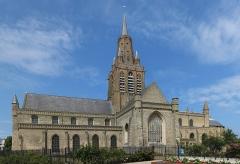 Eglise Notre-Dame - Deutsch:   Kirche Norte-Dame in Calais