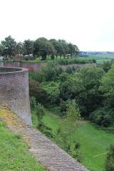 Citadelle - English: Montreuil (Pas-de-Calais), the fortress