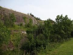 Citadelle -  Rempart de Montreuil sur Mer
