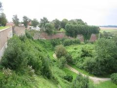 Citadelle -  Remparts de Montreuil-sur-Mer