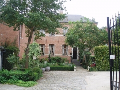 Maison dite de la prévoté - Nederlands: Proosdij Diest