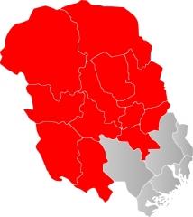 Maison dite de la prévoté - Norsk nynorsk: Øvre Telemark prosti
