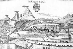 Maison dite de la prévoté - - cartographer and engraver