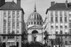 Eglise Notre-Dame-du-Bon-Port - English:   Notre-Dame de Bon-Port, Nantes, Brittany