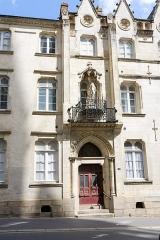 Presbytère de Saint-Nicolas - Français:   Presbytère Saint-Nicolas. (Nantes, Loire-Atlantique, Pays de la Loire, France).