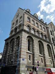 Ancien évêché ou Palais du Tau - Français:   Angers, Val de Loire, France