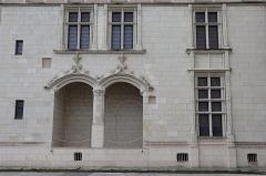 Logis Barrault - Français:   Logis Barrault à Angers (49).