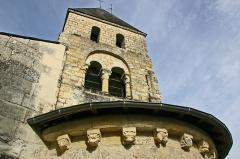 Eglise des Tuffeaux - Deutsch:   Église Notre-Dame des Tuffeaux