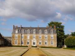Château de la Faucille - Français:   Le château en 2016.
