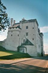 Château - Français:   Château de Montsoreau Loire Ouest Tours France 041123 Melusin  M:) Melusin propriétaire des négatifs.