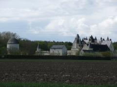 Château de Boumois - Français:   Chateau de Boumois
