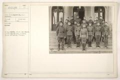 Ecole de Cavalerie de Saumur, quartier Chardonnet -