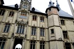 Hôtel de ville -  Les châteaux de la Loire.