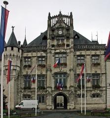 Hôtel de ville - Deutsch: Saumur an der Loire