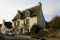Maison du Prieur  à Cunault - Deutsch: Chênehutte-Trèves-Cunault