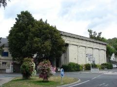 Temple de l'Eglise Réformée -  Temple réformé, Saumur, Pays de la Loire, France