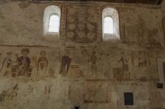 Eglise - English: Peintures église