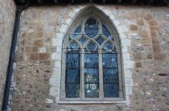 Eglise Saint-Martin-de-Tours - Français:   Courgenard - Eglise Saint Martin Détail