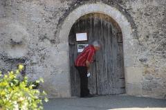 Eglise - Français:   Église Saint-Jean-Baptiste de Vezot 9 - wiki takes le Saosnois