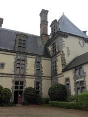 Château de la Guignardière - Français:   Château de la Guignardière - 2019