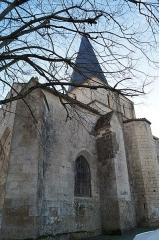 Eglise - Français:   L'église Saint-Étienne de Saint-Étienne-de-Brillouet.