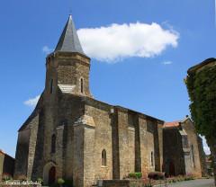 Eglise - English: Church