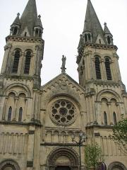 Ancienne église abbatiale Notre-Dame du Voeu -  L'Église Notre-Dame du Vœu