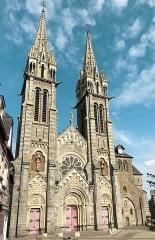 Eglise Notre-Dame de l'Assomption - Français:   L'église Notre-Dame de l'Assomption de la Ferté-Macé dans l'Orne.
