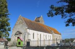 Eglise - Français:   L\'église