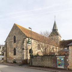 Eglise - Français:   Église Saint-Denis, Cambremer