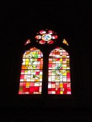 Basilique - Basilique Notre-Dame de la Délivrande, vitraux 7