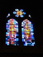 Basilique - Basilique Notre-Dame de la Délivrande, vitraux 13