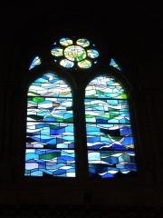 Basilique - Basilique Notre-Dame de la Délivrande, vitraux 14