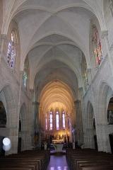 Eglise - La nef
