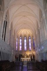 Eglise - Intérieur de l'église