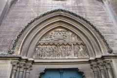 Eglise - Portail de l'église