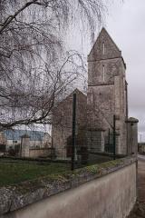 Eglise Notre-Dame du Quesnay - English:   Église Notre-Dame de Quesnay
