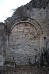 Eglise Notre-Dame du Quesnay - English:   Église Notre-Dame de Quesnay portail