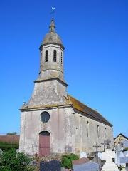 Eglise - Français:   Saint-Pierre-du-Jonquet (Normandie, France). L\'église Saint-Pierre.