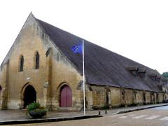 Halles - Français:   Vieille halle