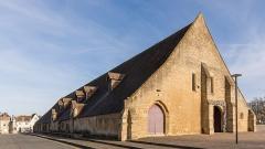 Halles - Français:   Halles de Saint-Pierre-sur-Dives
