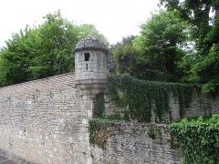 Fortifications - Français:   Fortifications de Beaune (échauguette)