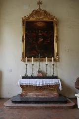 Hôtel-Dieu ou Hospices civils de Beaune - Salle Saint Nicolas de l'Hôtel-Dieu de Beaune (21).
