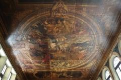 Hôtel-Dieu ou Hospices civils de Beaune - Français:   Salle Saint-Hugues de l\'Hôtel-Dieu de Beaune (21).