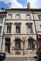 Maison - Français:   Maison sise 22 rue de Lorraine, commune de Beaune (21).