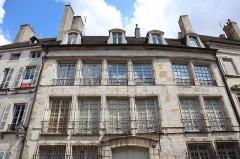 Maison - Français:   Maison sise 24 rue de Lorraine, commune de Beaune (21).