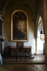 Eglise Saint-Michel - Intérieur de l'Église Saint-Michel de Dijon Côte-d'Or Bourgogne-Franche-Comté