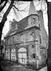 Hôtel Chartraire de Montigny et hôtel du Commandant militaire -
