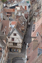 Hôtel de la Croix-de-Fer - Français:   Hôtel de la Croix-de-Fer, 3 rue de la Verrerie à Dijon