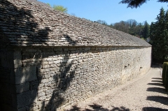 Halle -  Salmaise, Cote-d'Or, Bourgogne, France
